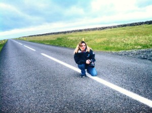 Andréa na Islândia, 2013